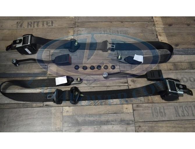 Interior 1600 Lada Niva Front Interior Seatbelts Kit Inertial Automatic